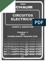 Circuitos Eléctricos -Schaum y Joseph a. Edminister