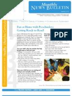 OHU Bridgeport CDC Newsletter September 2013