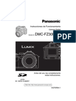 User Manual Panasonic Lumix Dmc Fz30 Egm Spanish.pdf