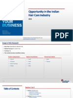 Opportunity in the Indian Hair Care Industry_Feedback OTS_2013