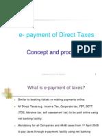 ePayment Procedure