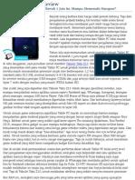 Tabulet Tabz Z1S Review