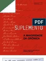 SuplementoEspecial MG - A maioridade da crônica