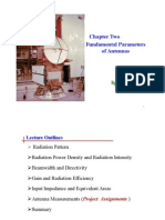 Chapter Two Fundamental Parameters of Antenna.pdf