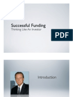 Successful Funding