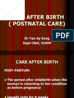 Care After Birth & f.planning