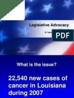 Legislative Advocacy ACS