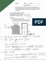 Exam1 Solution Spr13