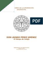 ANIVERSARIO DE LA ORDENACIÓN SACERDOTAL TIZIMIN