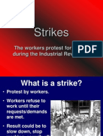 Strikes s