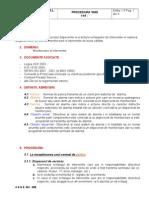 005 - Procedura - Activitatea Dispeceratului La Primirea Eve