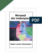136902538 Mireasa Din Intamplare Radu Lucian Alexandru