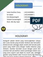 Presentasi Holografi