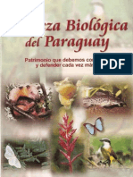 """Folleto Informativo 2002, """"Riqueza Biológica"""" PDF"""