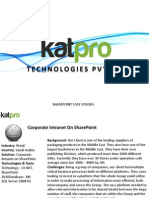 Case Studies Katpro