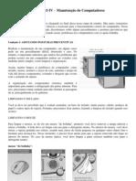 Apostila Curso Aluno Integrado- Módulo IV- Manutenção de Computadores