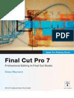 Final Cut Pro 7