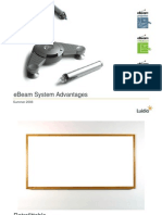 Luidia eBeam System Advantages vG - IWB - Interactive Whiteboard
