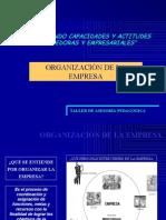 Organizacion de La Empresahugo