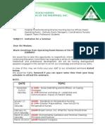 ORNAP Continuing Professional Education (CPE) Seminars Schedule 2013-2014
