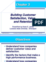 Kotler03exs-Building Customer Satisfaction, Value, And Retention