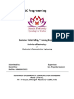Training Report Format_CSE