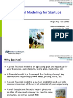 Financial Modeling Tips for Startups Plug and Play Tech Center