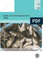 FAO 2006 State of Worlds Aquaculture