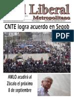 EL LIBERAL 6 de Septiembre 2013