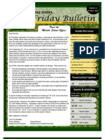 Parent Bulletin Issue 4 SY1314