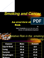 Smoking and Cancer 2