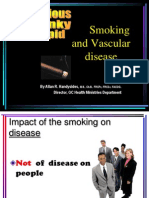Smoking and vasculature disease 2.ppt