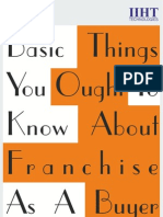 What is Franchise???