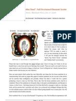 Penre, Wes - Dialogue With ''Hidden Hand'', Self-Proclaimed Illuminati Insider (2008) (Eng) (PDF)