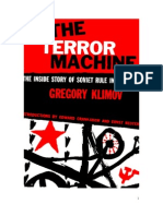 Terror Machine-The Inside Sory of Soviet Administration in Germany (Gregory Klimov, 1958)