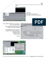 FCP_ProjectSetup