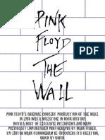 Pink Floyd the Wall Mileston Rock
