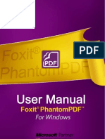 Phantom PDF_User Manual