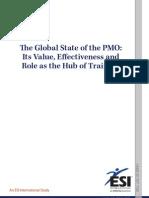 Esi_pmo Global Survey-full Report- Emea
