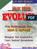 DI SEBALIK TEORI EVOLUSI
