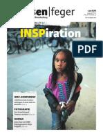 strassenfeger Ausgabe 16 2013 - INSPiration