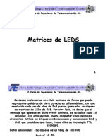 Matrices de Leds
