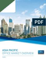 AsiaPacific Office 1Q 2013