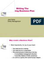 Business PlansWriting Effective Emails KofC.ppt 2001