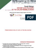 Konsep Dan Filosifi Pemanfaatan TIK Dalam Pembelajaran Ir. SURYO PUSTEKKOM KEMENDIKBUD