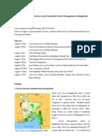 Report August 2011 Bangladesh