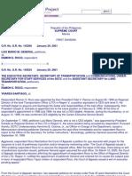 Luis Mario m. General v. Ramon s. Roco (g.r. No. 143366 Jan. 29, 2001)