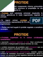 Proteine - Curs Nr. 11
