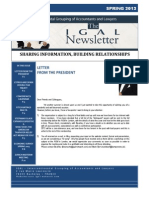 International Accounting and Law Firm Newsletter 2013