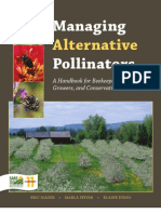 Managing Alternative Pollinators - A Handbook for Beekeepers, Growers and Conservationists - E. Mader, M. Spivak & E. Evans - 2010 - (NRAES)
